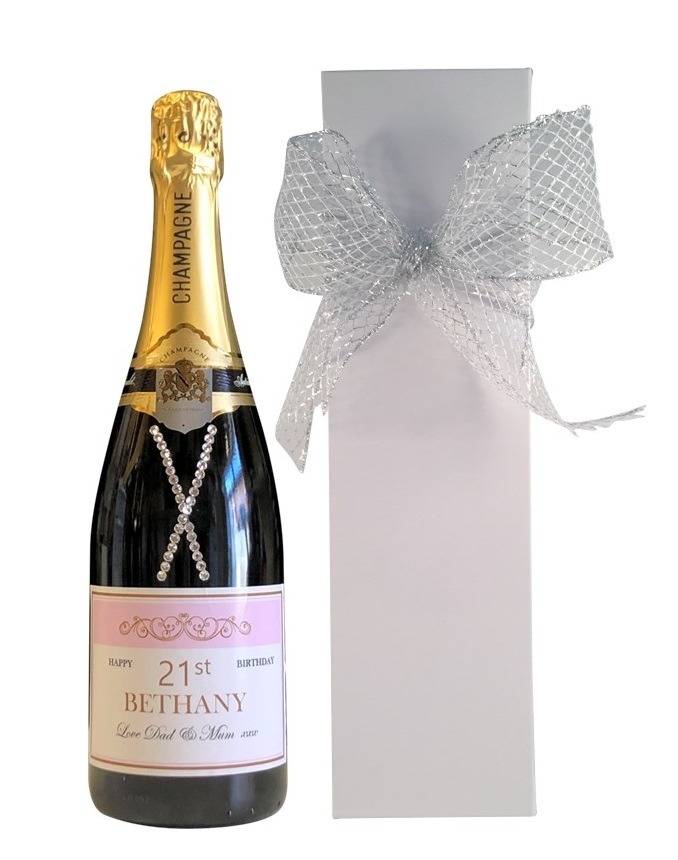 Champagne-with-crystal-gems-in-white-box