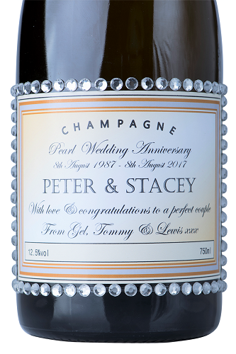 personalised-champagne-bottle-label-with-crystal-gems