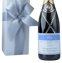 Personalised-Champagne-Gift-set-with-crystal-Gems