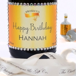 personalised-champagne-with-crystal-gems
