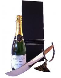 Champagne-&-sabre