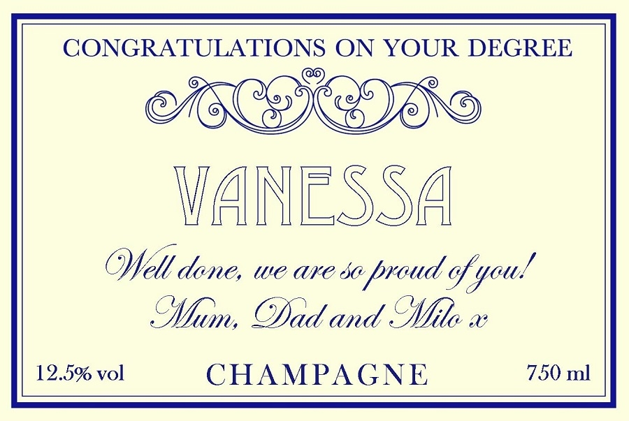 graduation-personalised-champagne-label-cream-feminine