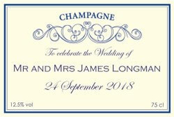 Personalised-Champagne-Wedding-Label-cream