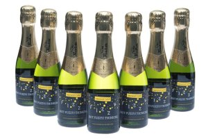 Miniature-champagne-corporate-bottles