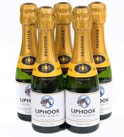 personalised-Corporate-champagne-Miniature-bottles