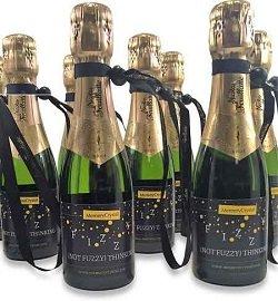 Champagne Bottle Sizes - Bottle Designs