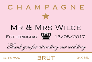 personalised-corporate-champagne-label-wedding
