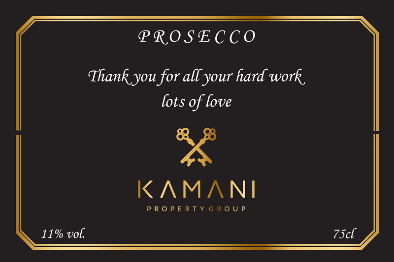 branded-mini-prosecco-labeel-for-kamani