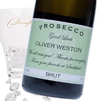 Prosecco-Label