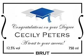 personalized-champagne-label-graduation