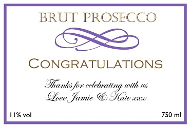 personalised-prosecco-label-congratulations