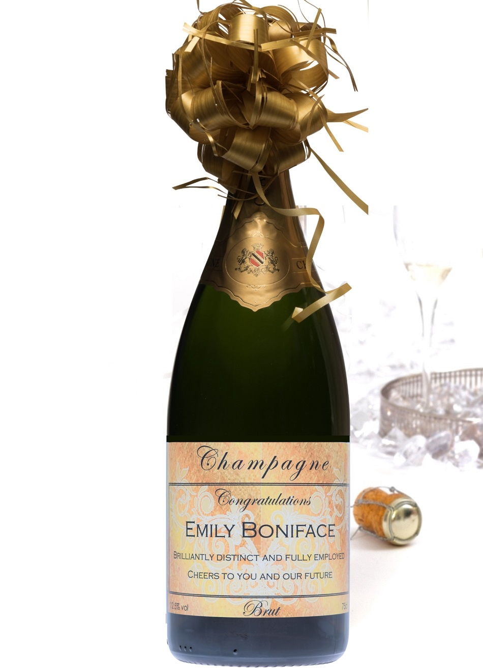 personalised=champagne-magnum-gold-label