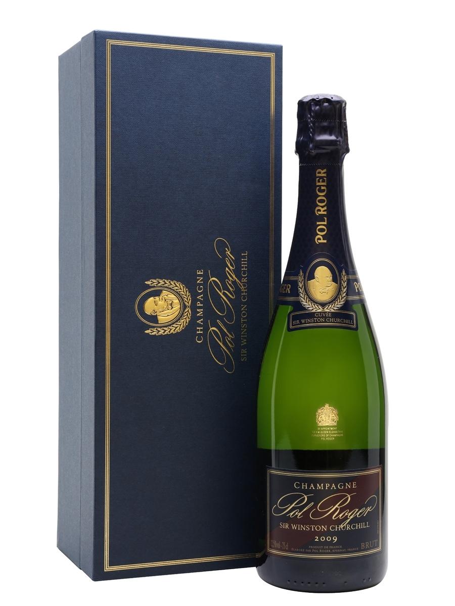 pol roger winston churchill champagne