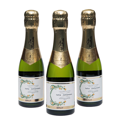 personalised-miniature-champagne-bottles