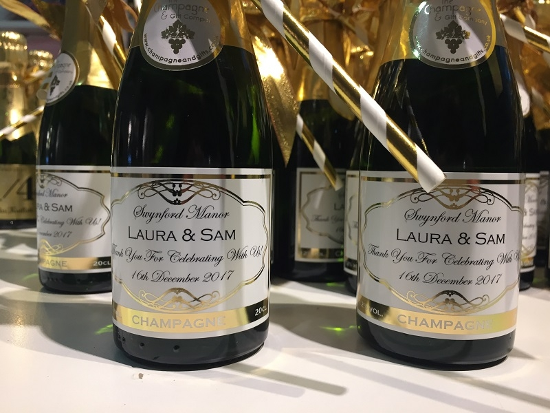 personalised-mini-champagne-bottles-for-wedding
