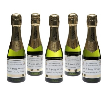 personalised-mini-champagne-bottles