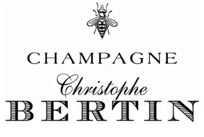 christophe bertin champagne logo