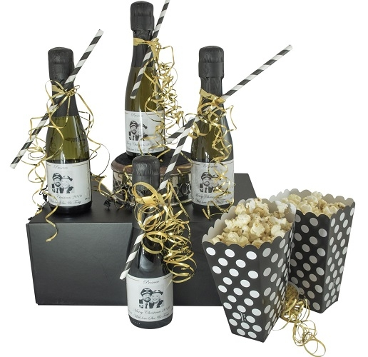 Personalised-Prosecco-and-popcorn-Gift-set-cute