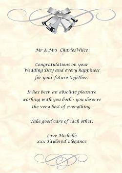Wedding-scroll