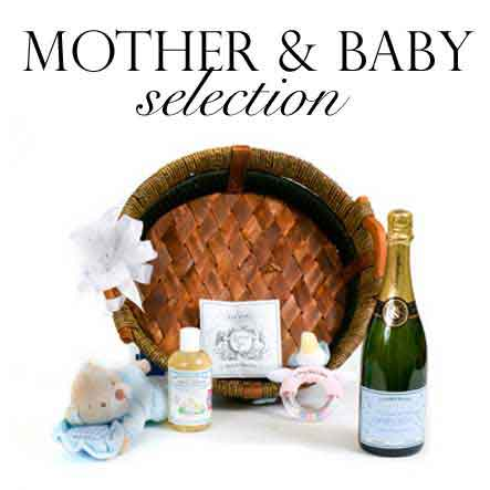 new-baby-personalised-champagne-hamper