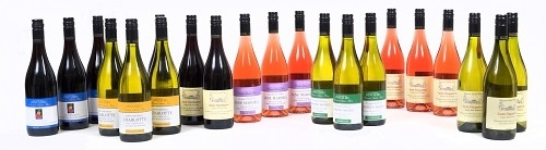 personalised-wine-bottle-selection-colourful