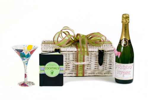 personalised-hampagne-cocktail-hamper
