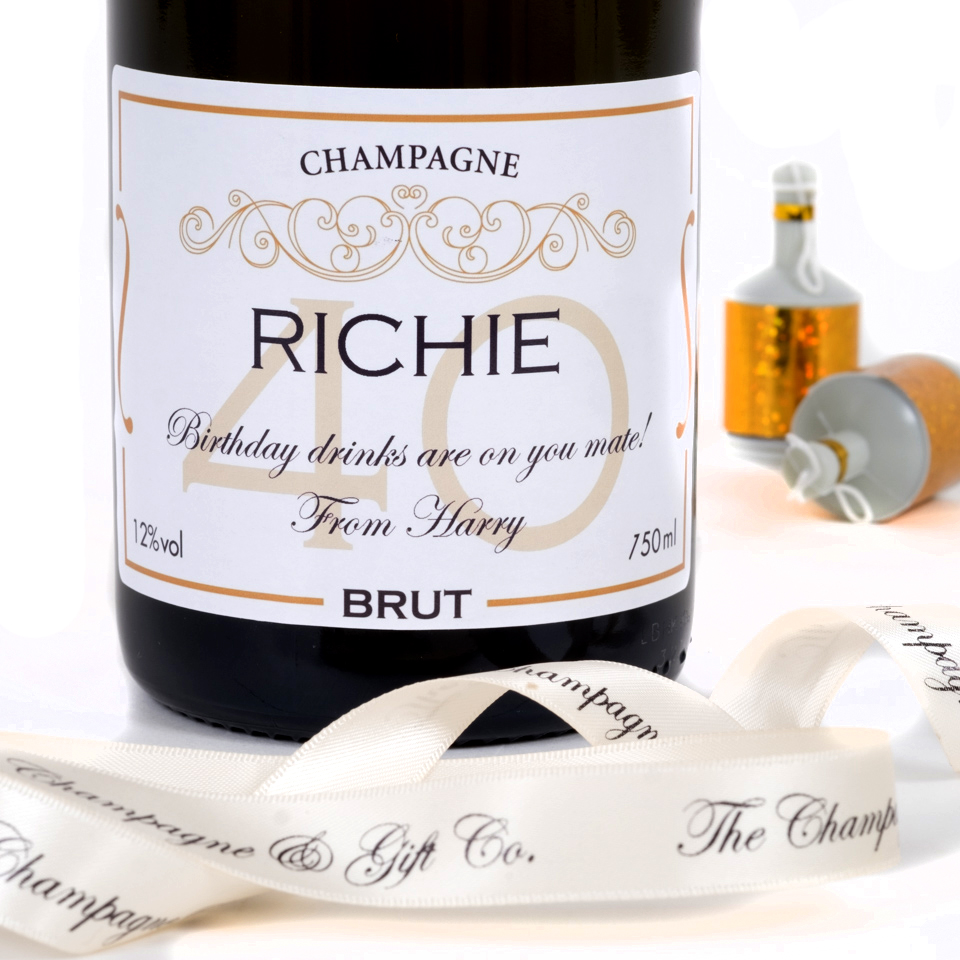 40th_Birthday_Personalised_Champagne_Magnum_Label