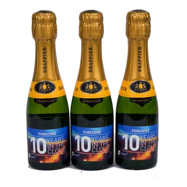 Promotional-Miniature-Champagne