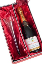 Personalised-christmas-champagne-and-flute-gift