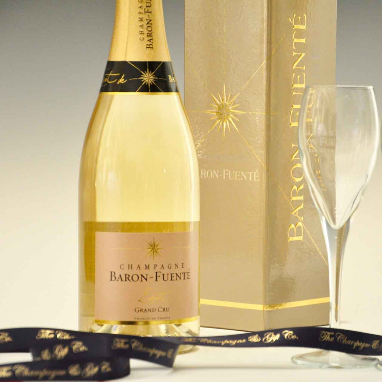 Personalised Champagne - Grand Cru