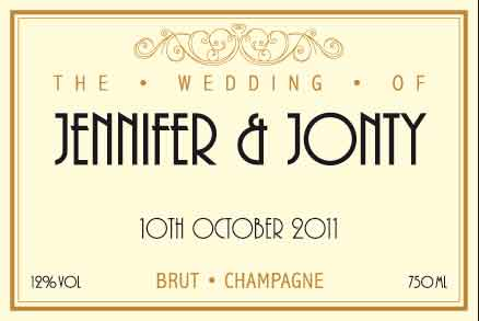art-deco-personalised-wedd-ing-champagne-label