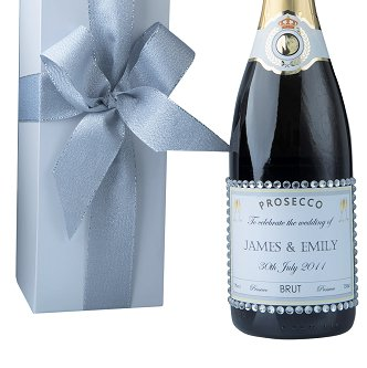 Personalised-Prosecco-Gift-with-crystal-decoration