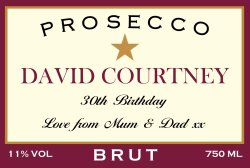 40th-birthday-personalised-prosecco-label