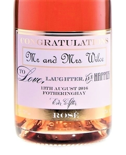 beautiful-pink-personalised-Wedding-Champagne