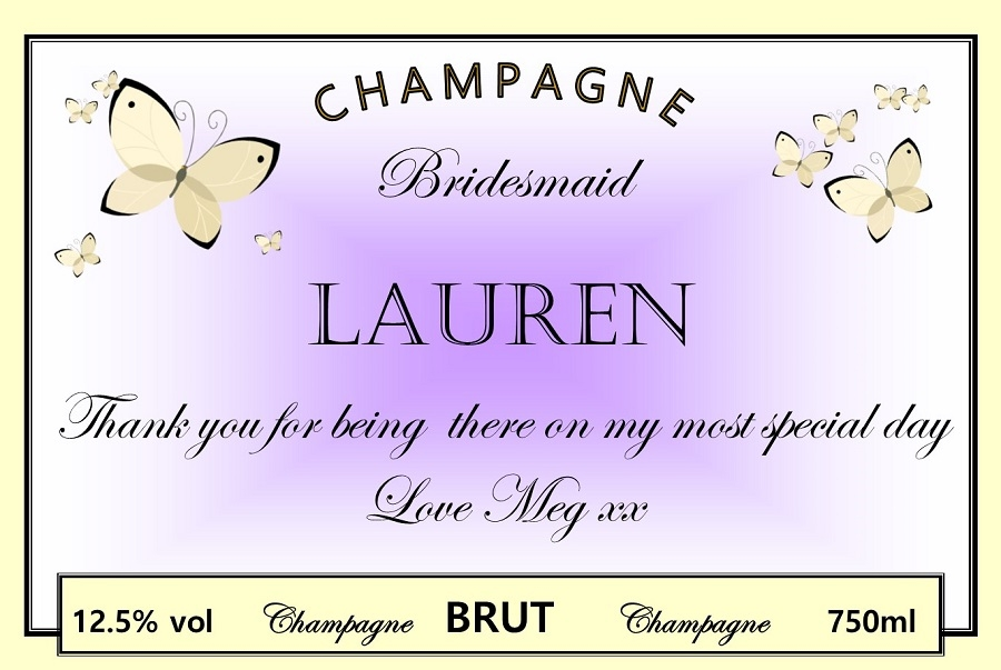 personalised-wedding-champagne-label