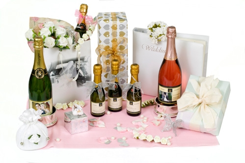 personalised-wedding-champagne-selection-of-lovely-bottles