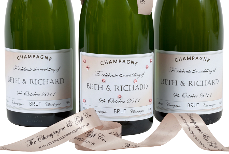 wedding-champagne-bottles-personalised-label